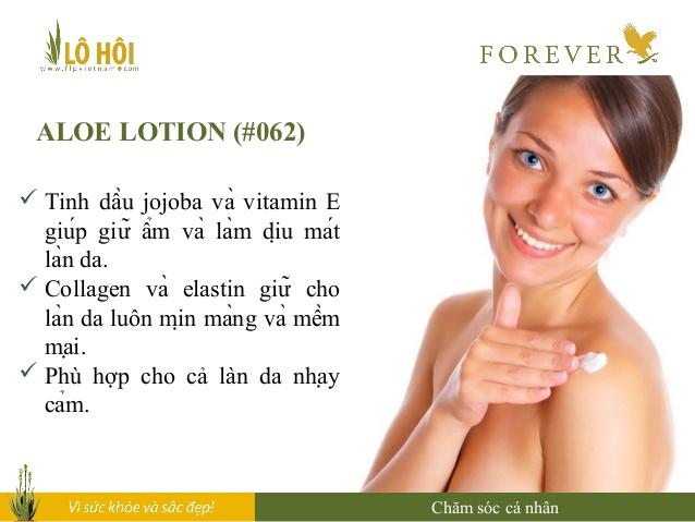 Aloe Lotion 5