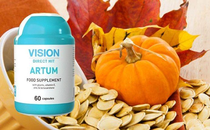 Artum vision nguy cơ gây bệnh tuyến tiền liệt