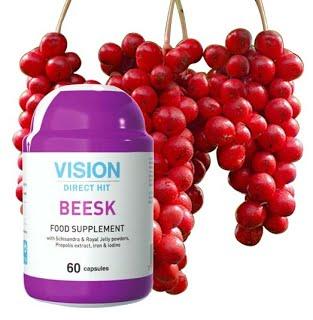 thực phẩm chức năng Beesk là người bạn không thể thiếu