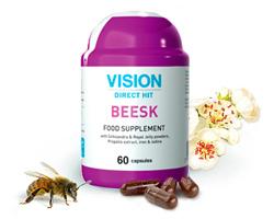 Thực phẩm chức năng Beesk kích thích não bộ