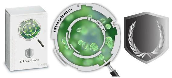 Thực phẩm chức năng Di Guard Nano - khắc tinh của mọi độc tố phóng xạ