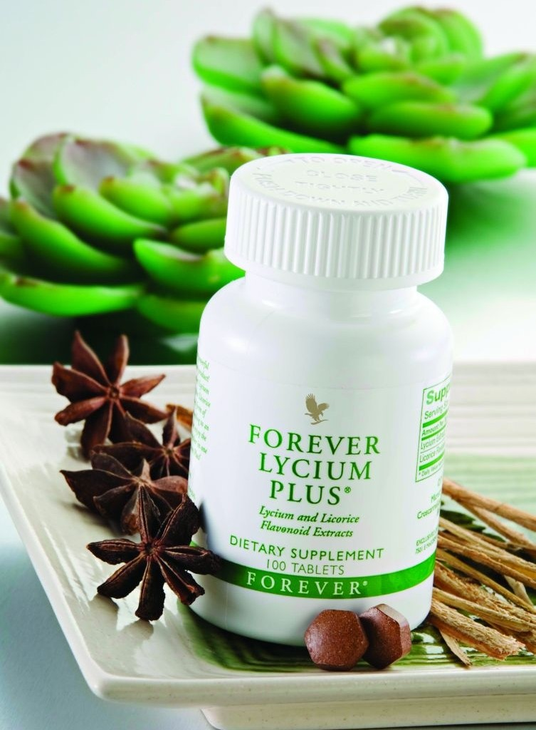 Forever Lycium Plus tăng cường dinh dưỡng 3