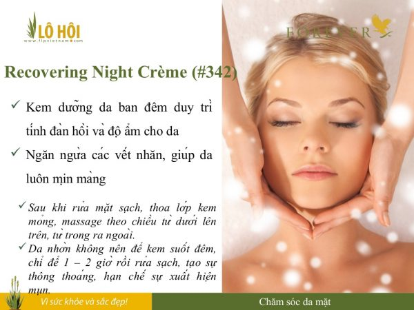 Recovering Night Creme 4