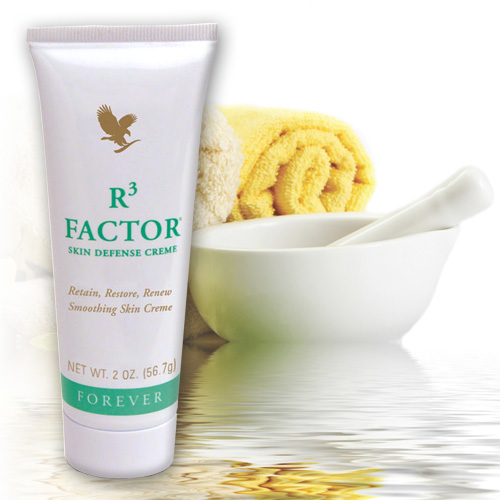 r3 factor skin defense creme 2