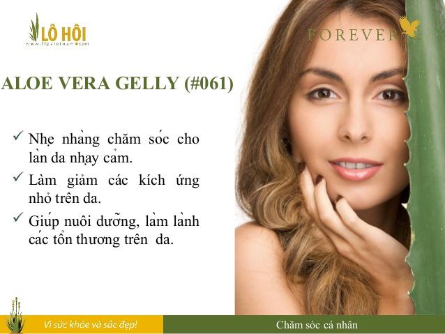 ALOE VERA GELLY 6