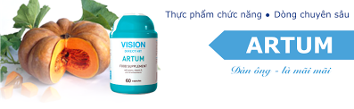 Artum vision Thực phẩm chức năng Artum Vision