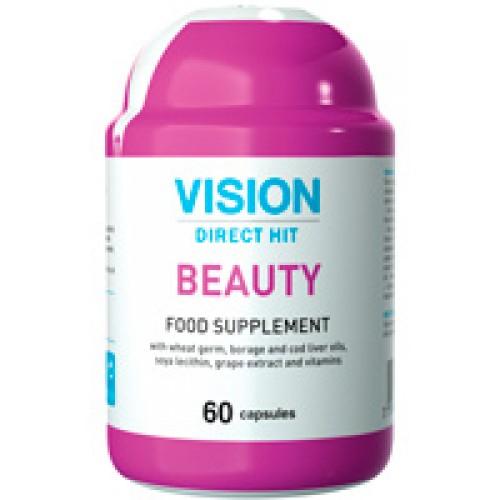 Beauty Vision một chất chống oxy hoá mạnh mẽ