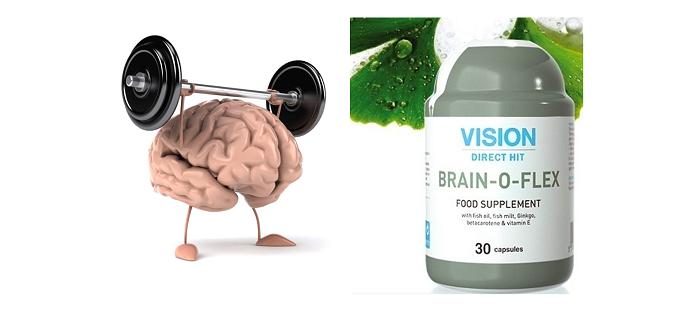 Thực phẩm chức năng Brain-o-flex