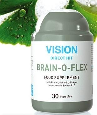 Thành phần thực phẩm chức năng Brain – o – Flex