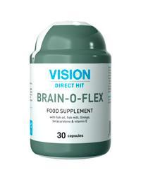 thực phẩm chức năng Brain – o – flex còn có tác dụng