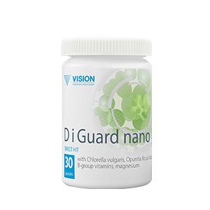 Thực phẩm chức năng Di Guard Nano, bên bạn mỗi ngày
