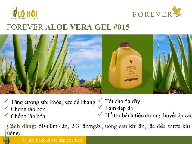Forever Aloe Vera Gel 7