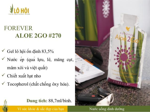 Forever Aloe2Go 5