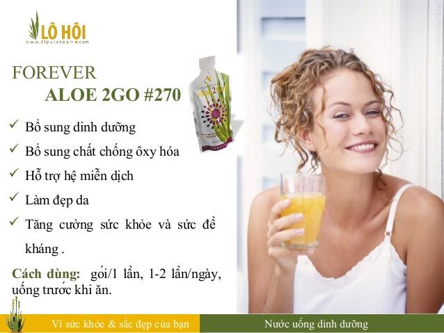 Forever Aloe2Go 6