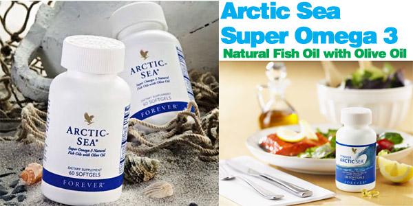 Thực phẩm chức năng Forever Arctic-Sea