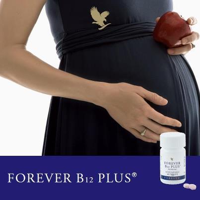 Thực phẩm chức năng Foever B12 Plus túi vitamin B12 mini cung cấp đầy đủ vitamin B12