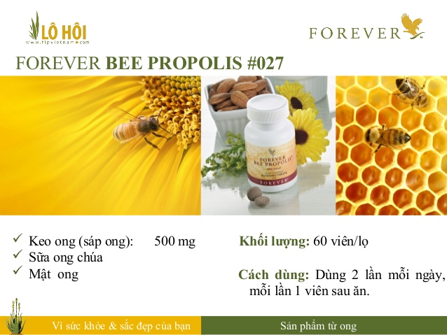 Forever Bee Propolis 3