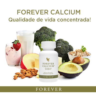 Forever Calcium bổ sung canxi 3