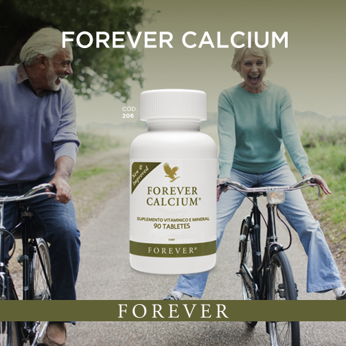 Forever Calcium bổ sung canxi 4