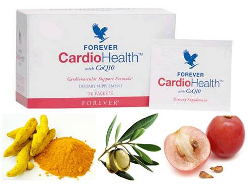 Forever CardioHealth with CoQ10 2