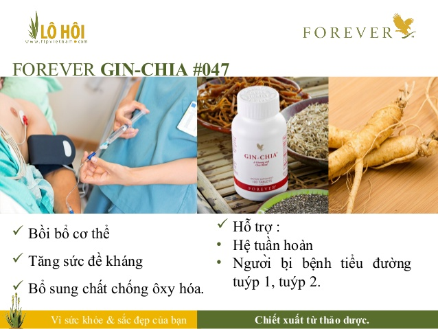 Forever Gin Chia 2