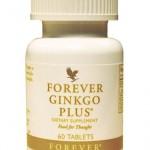 Forever Ginkgo Plus tuần hoàn máu não