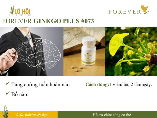 Forever Ginkgo Plus 5