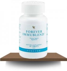 Thực phẩm chức năng Forever Immublend cung cấp các dưỡng chất cơ bản và thiết yếu