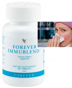 Forever Immublend ms:335 tăng cường hệ miễn dịch toàn diện