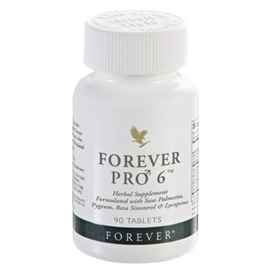 Thực phẩm chức năng Forever Pro 6 được sản xuất theo dạng viên nén