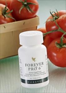 Forever Pro 6® là sự kết hợp của các loại vitamin, khoáng chất hỗ trợ điều trị u xơ tiền liệt