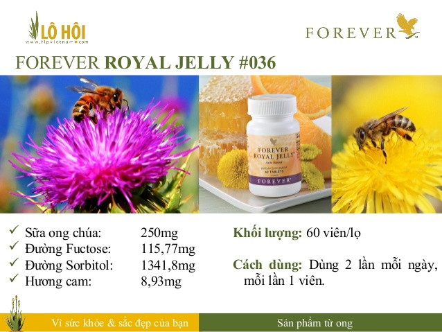 Forever Royal Jelly 3