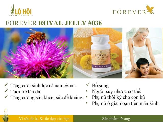 Forever Royal Jelly 4