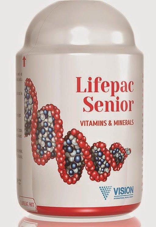 Thực phẩm chức năng Lifepac Senior