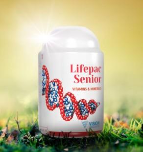 Thực phẩm chức năng Lifepac Senior đánh bay những nóng giận vô cớ trong bạn