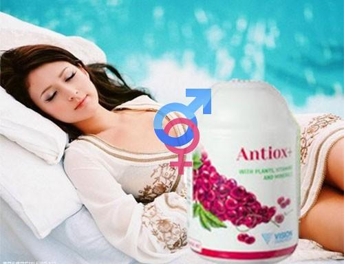 Thực phẩm chức năng Vision Antiox 4