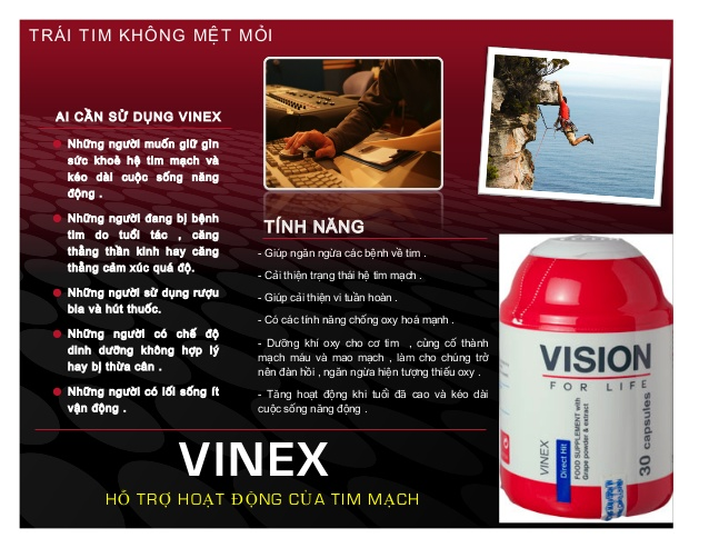 Vinex vision 3