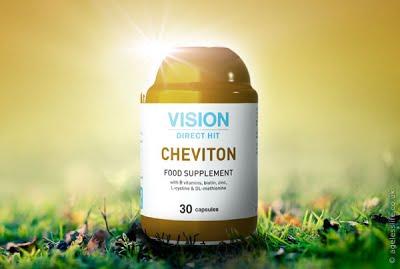 Thực phẩm chức năng Cheviton sử dụng được cho tất cả các đối tượng