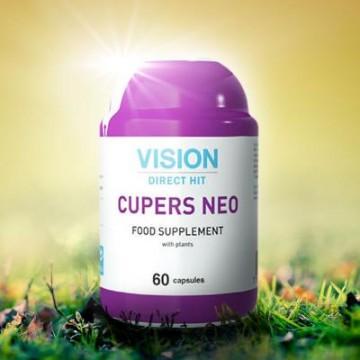 Thực phẩm chức năng Cuper Neo luôn bên bạn, bảo vệ gan của bạn