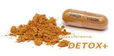 sử dụng Detox+ mỗi ngày 2 lần, mỗi lần một 1 viên