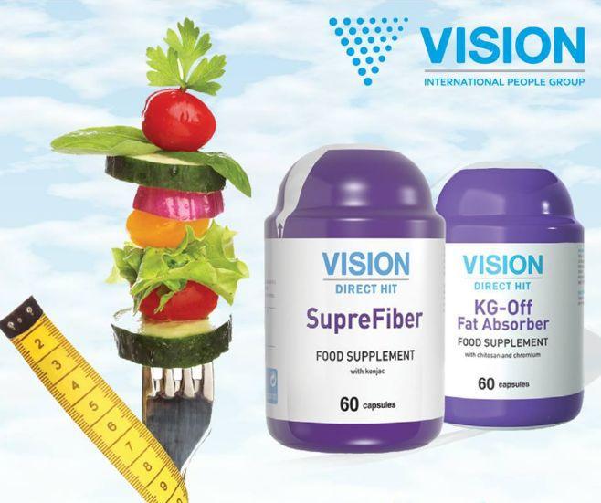 thực phẩm chức năng vision SupreFiber 3