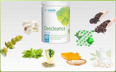 Thực phẩm chức năng Deecleance