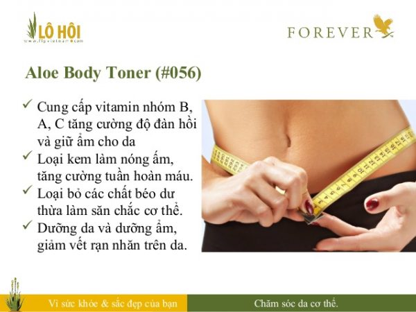 Aloe Body Toner 5