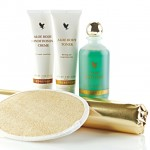 Aloe Body Toning Kit bộ sản phẩm làm tan mỡ bụng