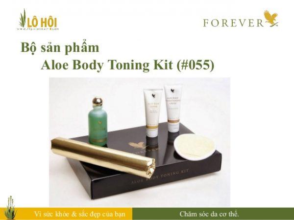 Aloe Body Toning Kit 4