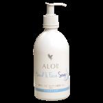 Aloe Hand & Face Soap sữa rửa tay và mặt từ Lô Hội Aloe Vera