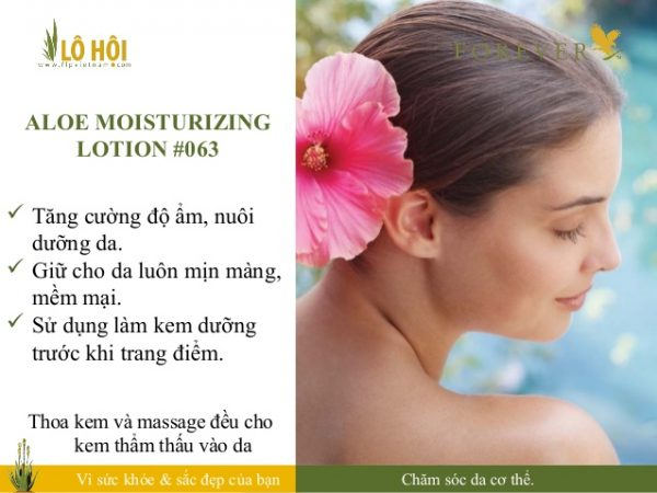 Aloe Moisturizing Lotion 5