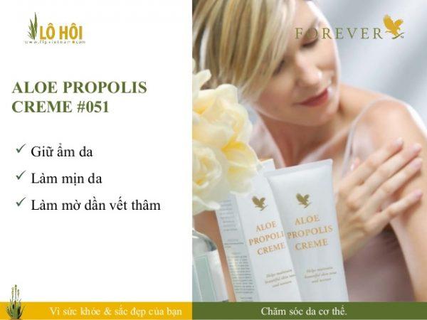 Aloe Propoliss Creme 5
