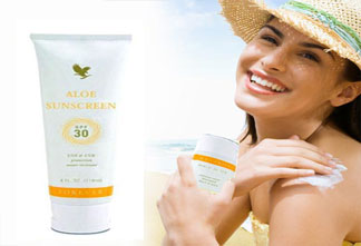Aloe Sunscreen 2