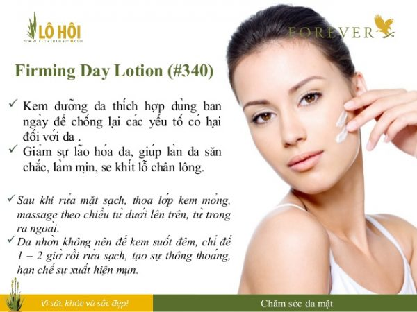 Firming Day Lotion 5
